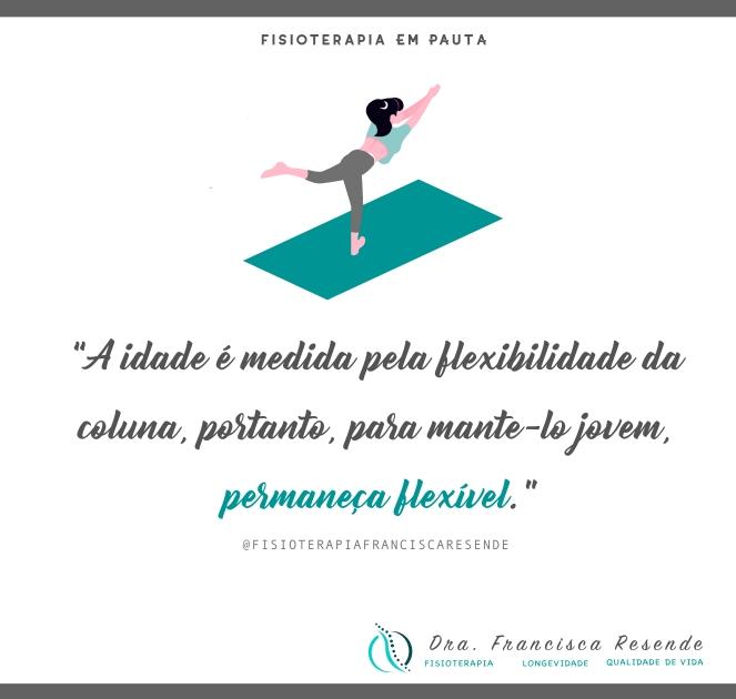 francisca flexibilidade